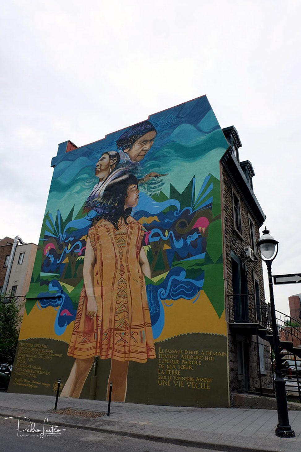 Streetart - Montréal
