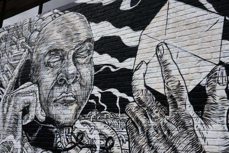 Streetart - Rotterdam